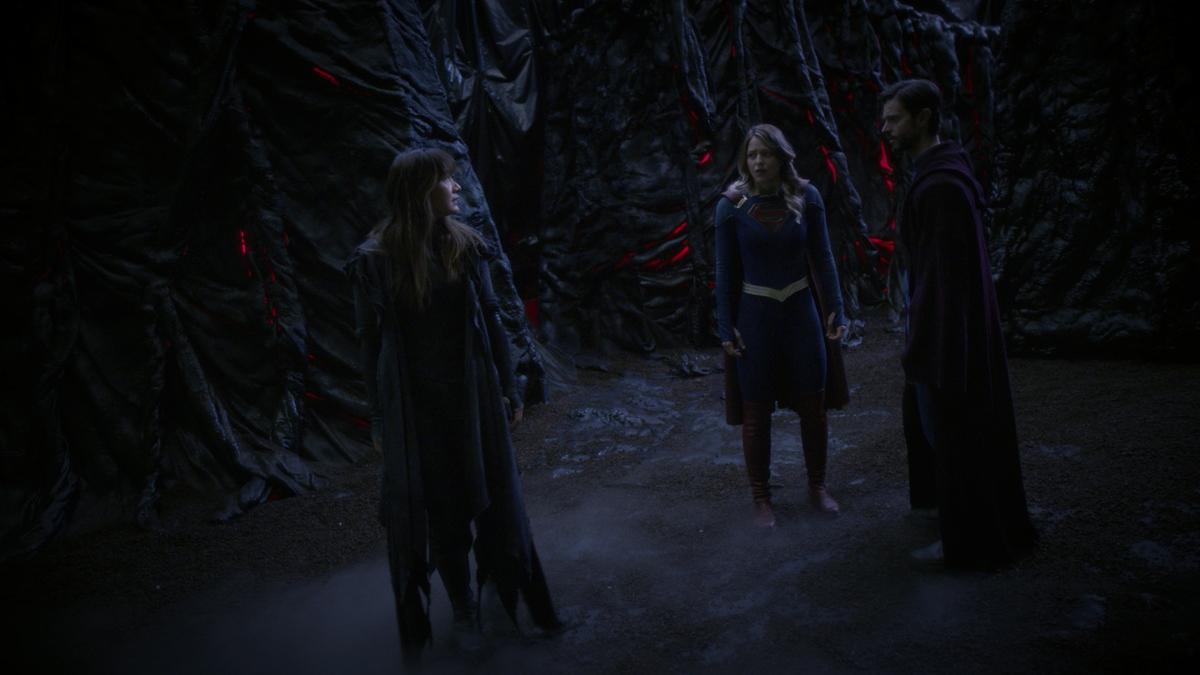 """Supergirl S06E04 LostSouls01 - Reseña del capítulo de """"Supergirl"""" 6x04 """"Lost Souls"""""""