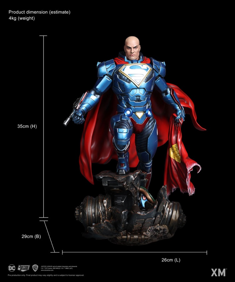 XM-Studios-DC-Lex-Luthor-Rebirth-16-Scale-Premium-Statue-1