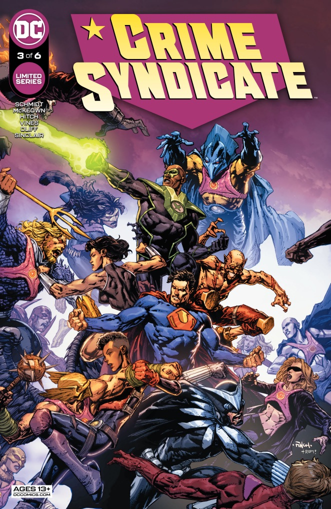 Crime Syndicate #3
