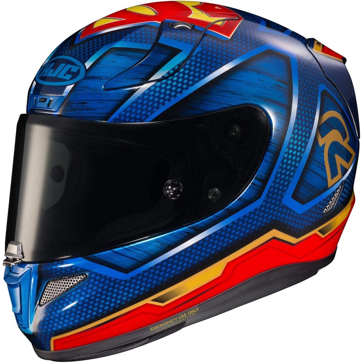 Superman Motorcycle Accessories