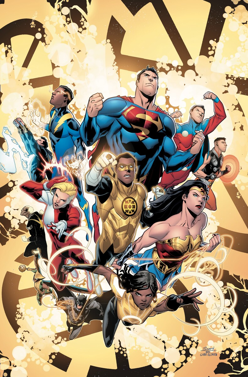 Justice League vs. The Legion of Super-Heroes