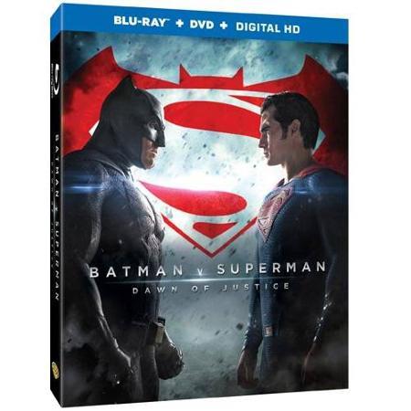Batman Vs Superman Blu Ray