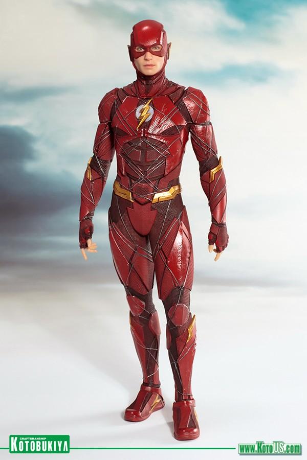 Kotobukiya-JL-Flash