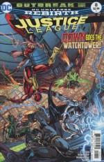 Justice League #8