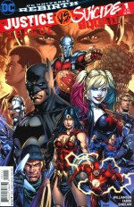 Justice League vs. Suicide Squad #1