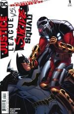 Justice League vs. Suicide Squad #1