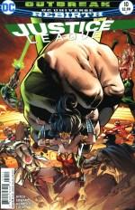Justice League #10