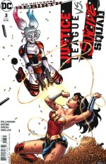 Justice League vs. Suicide Squad #3