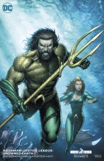 Aquaman/Justice League: Drowned Earth #1