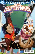 New Super-Man #13