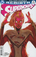 Superwoman #4