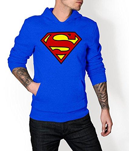 Superman Hoodie Giveaway