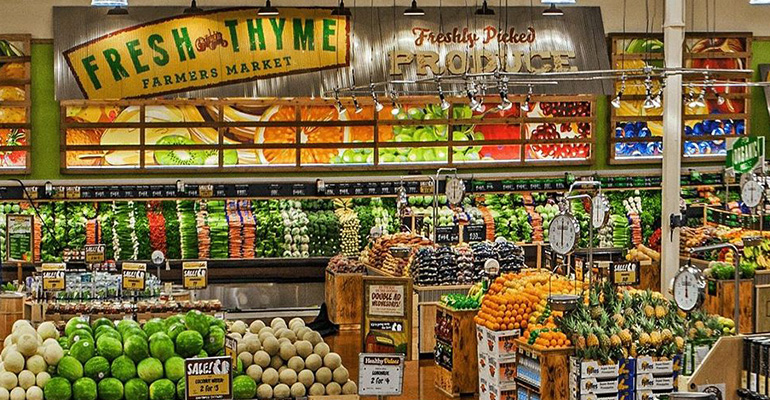 Fresh Thyme Market Meijer