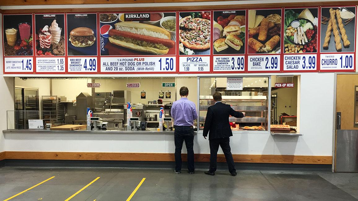 Focus on food at Atlanta Costco  Supermarket News