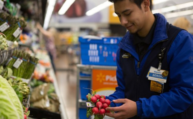Walmart To Expand Grocery Delivery With In House Pickers