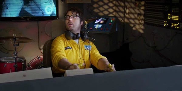 """MST3KEp1Jonah - Mystery Science Theater 3000: The Return (S01E01): """"Reptilicus"""""""