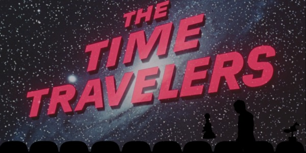 "MST3KEp3TimeTravelsTitleCard - Mystery Science Theater 3000 The Return (S01E03) ""The Time Travelers"""