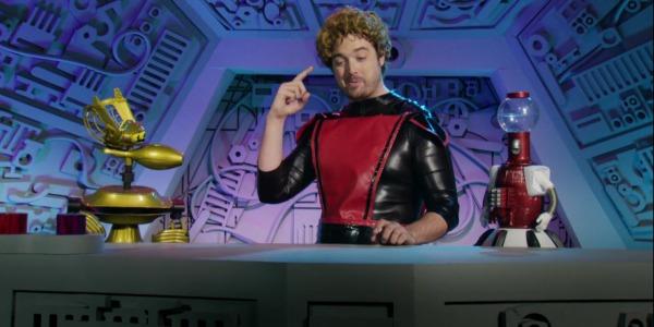 "MST3KEp6TheRealAkton - Mystery Science Theater 3000 The Return (S01E06) ""Starcrash"""