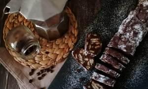 ricetta salame al cioccolato con caffè