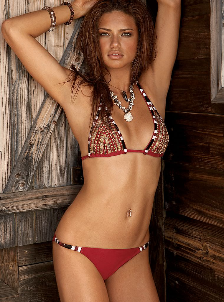 Victoria's Secret Online Catalog – Adriana Lima Vol. 2