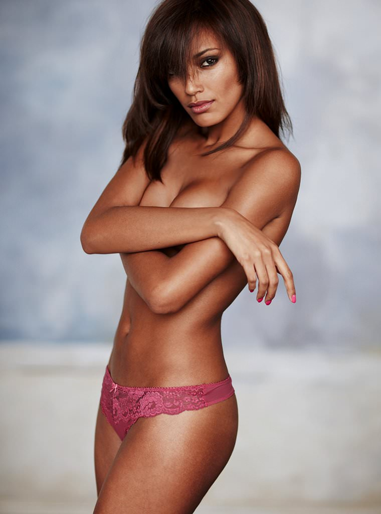 Victoria's Secret Online Catalog – Selita Ebanks Vol. 3