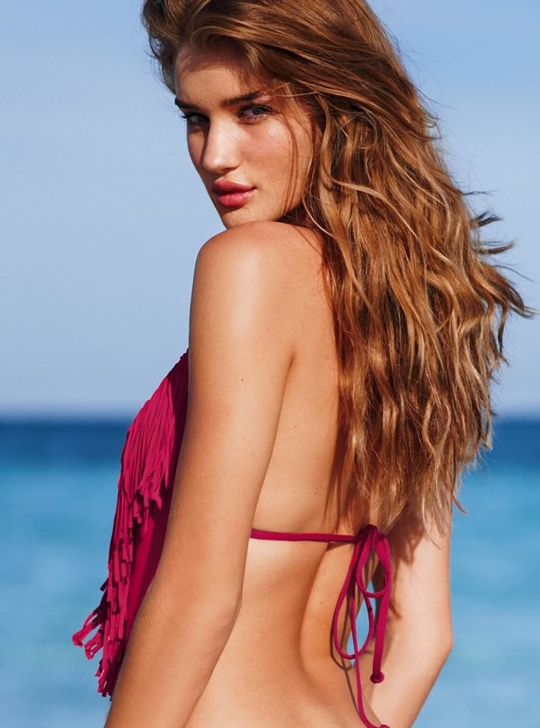 Victoria's Secret Online Catalog – Rosie Huntington-Whiteley Vol. 2