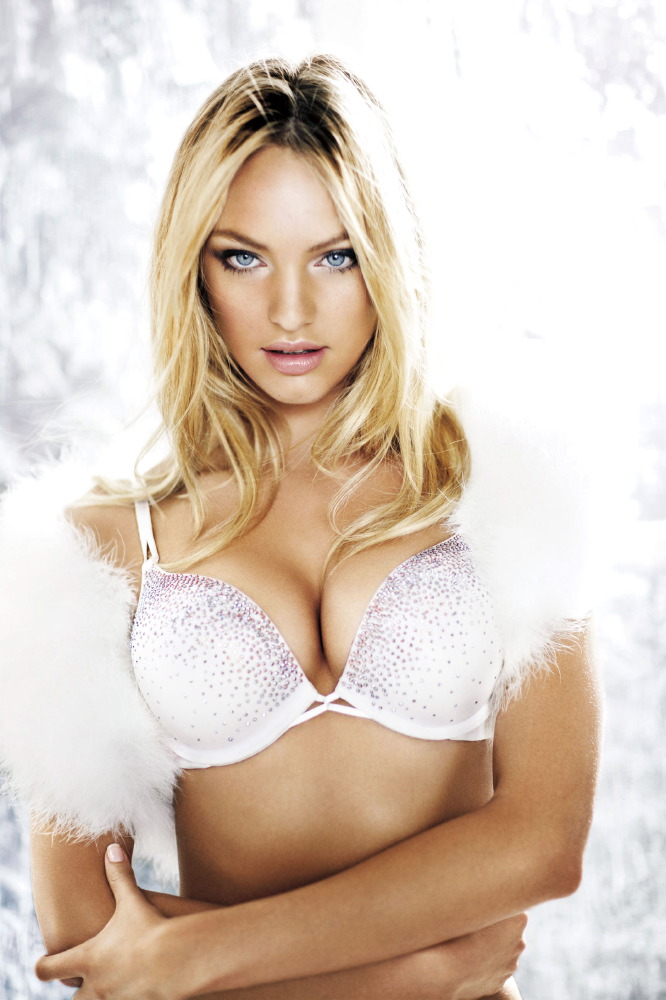 Victoria's Secret Holiday 2010 Campaign [x 32]