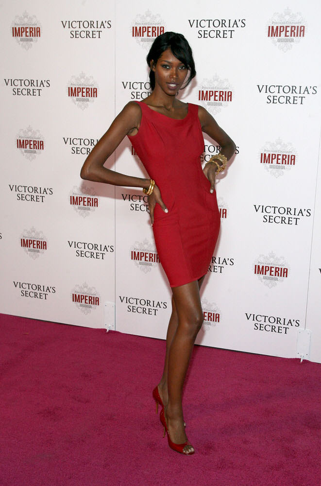 Jessica White – After Party – Victoria's Secret Fashion Show 2007 [x 1]