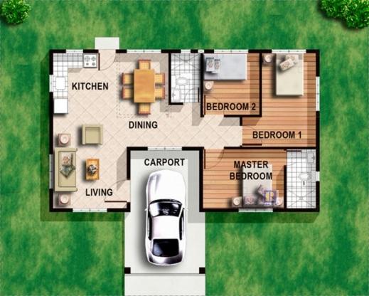Best 4 Bedroom Bungalow House Plans In Philippines Arts 3 Bed Room Floor Photo
