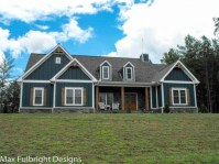 Awesome Modern Farmhouse Plans Farmhouse Open Floor Plan ...