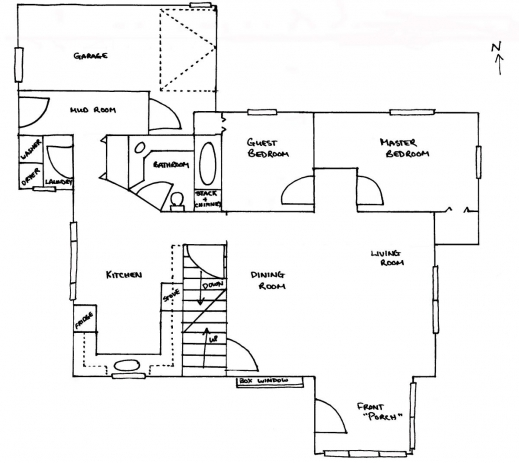 Auto Cad 2d House Plans With Dimensions November 2019