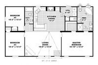 Stunning Ranch House Plans Simple Alternate Basement Floor