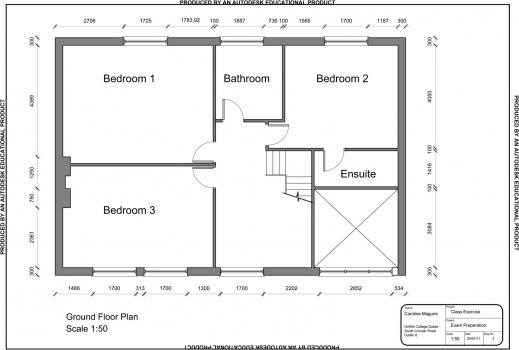 Gorgeous Autocad 2d House Plan Pdf Floorplan In Autocad 2d