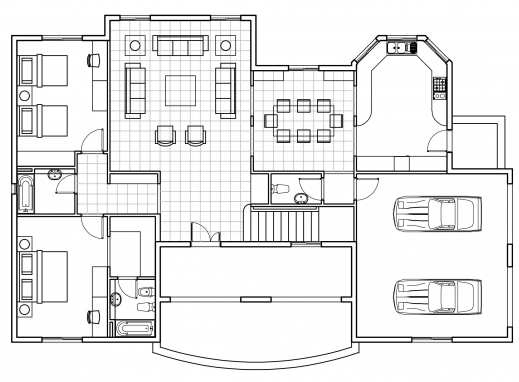 Stunning Autocad 2017 Floor Plan Tutorial Pdf Floorplan In