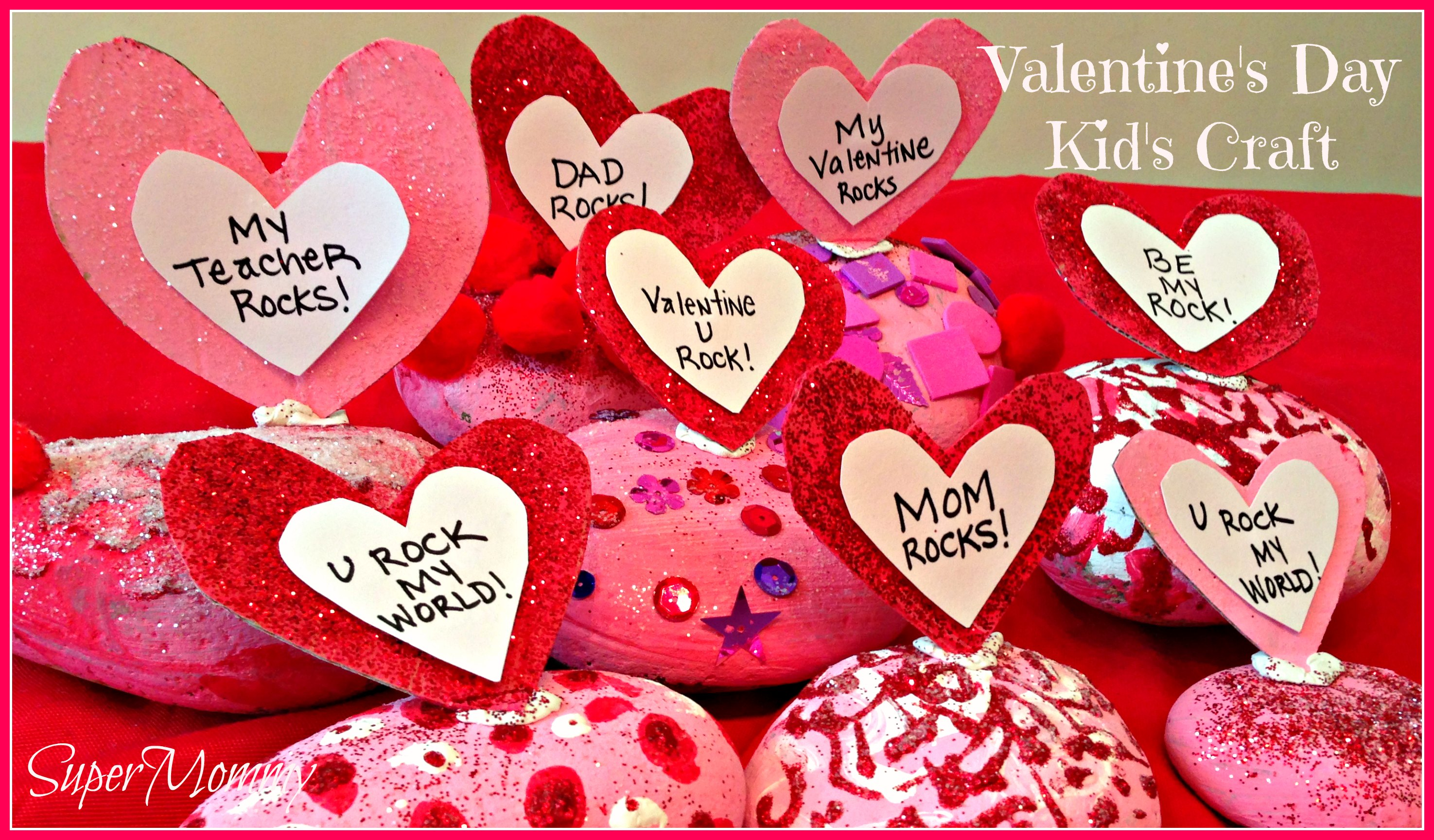 Valentine S Day Easy Craft For Kids