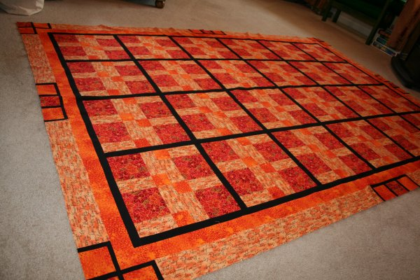 D9P quilt from a different angle