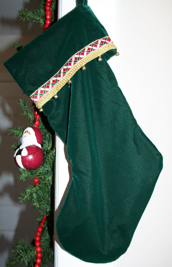 Youngest Son's Stocking