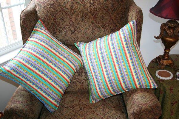 Son's pillows