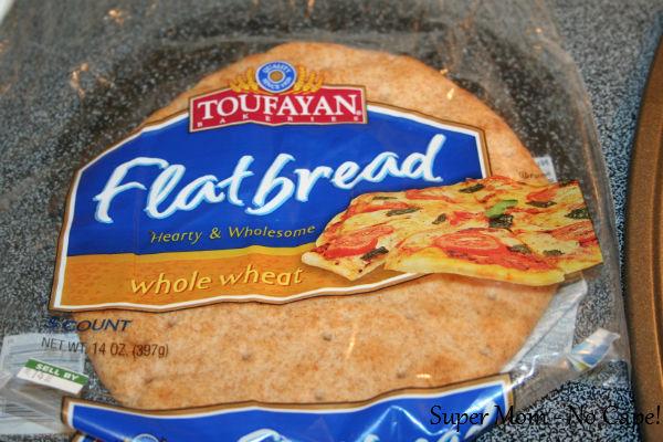 1 - Whole Wheat Flatbread