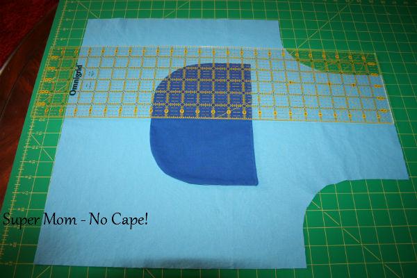 10 - Center Pocket on apron