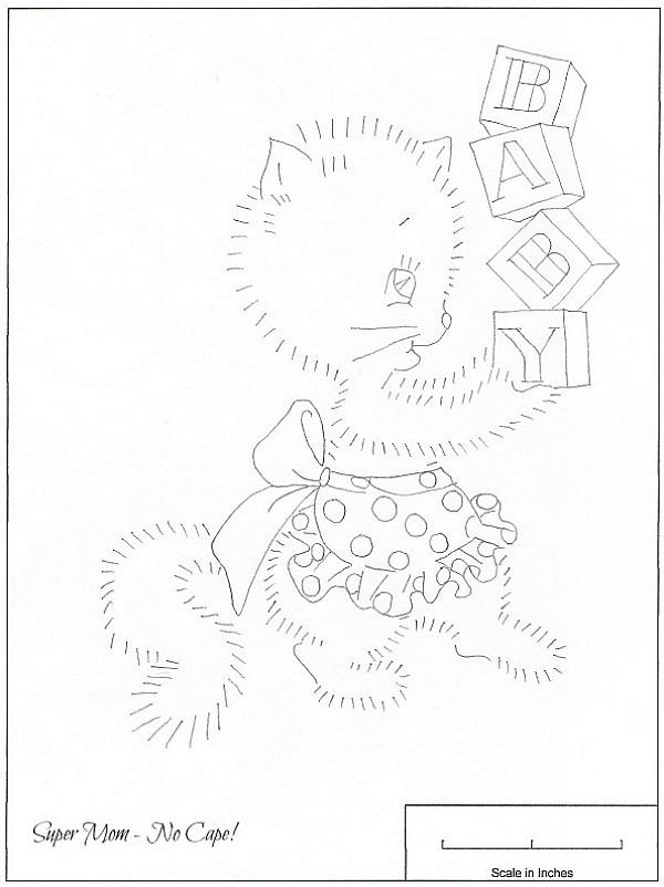 JPEG 85 Kitten with Blocks