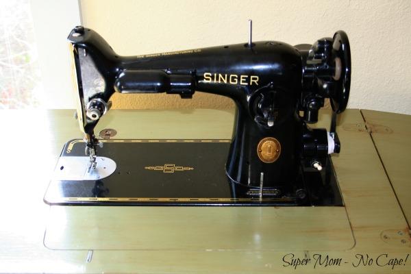 Singer 201-2