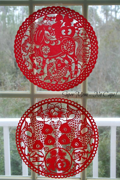 Photo of Chinese New Year Door Hangings