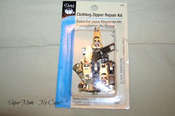 Dritz Zipper Repair Kit