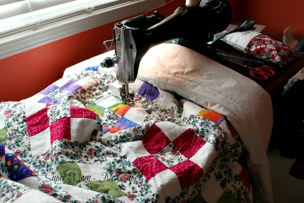 Quilting the Nine Patch