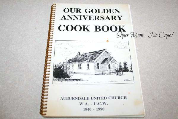Auburndale Cookbook