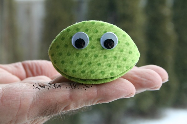 Frankie Frog Thimble #2