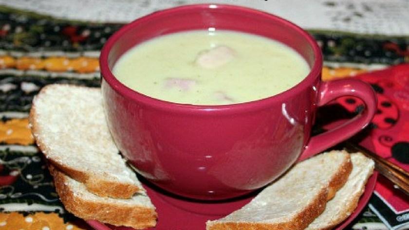 Luck of the Irish Potato Soup