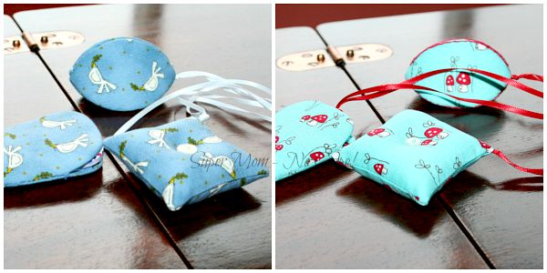 Chatelaines made for daughters for Christmas 2014