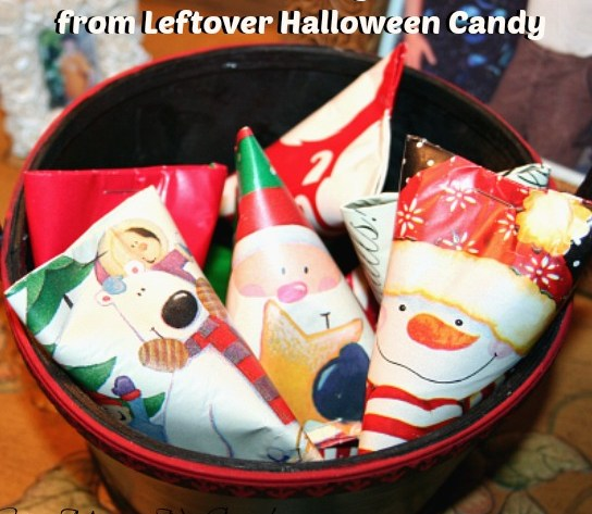 Tips & Tricks Tuesday – Halloween Treat to Christmas Party Favor